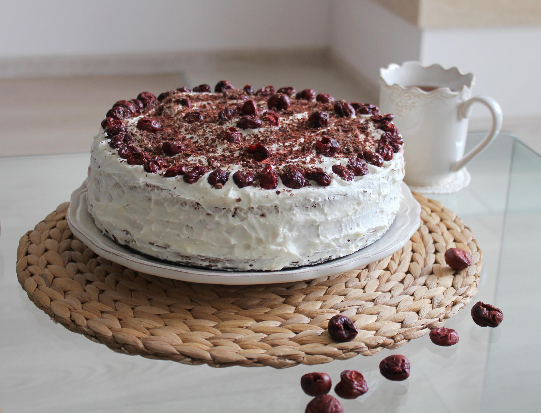 lekki tort orkiszowy