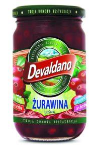 Żurawina leśna Devaldano – rozsmakuj się w żurawinowych przetworach i daj się ponieść kulinarnej fantazji