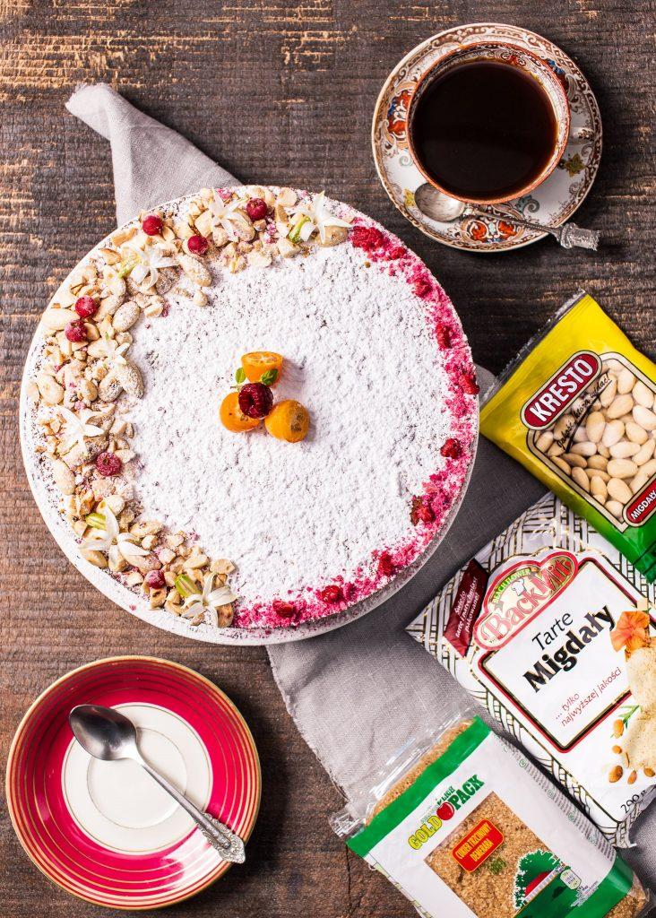 Ciasto migdałowe z Majorki (2)